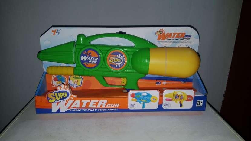 Pistola de agua - 0