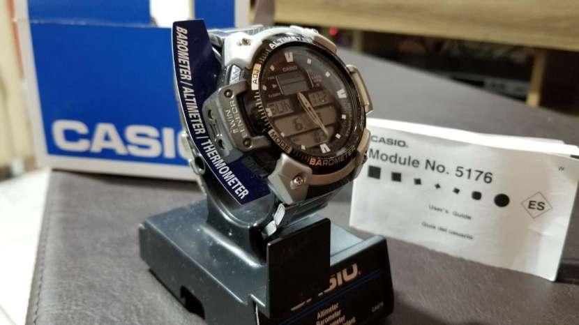 Reloj Casio 5176 SGW-400HD Original - 0