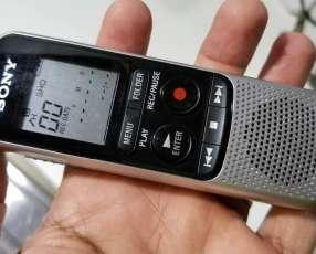 Grabadora Digital de Voz Sony ICD-BX140 de 4GB