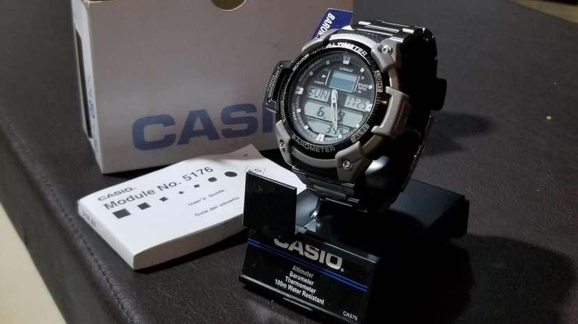 Reloj Casio 5176 SGW-400HD Original - 1