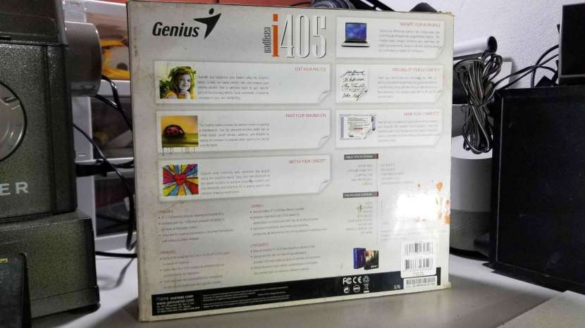 Tableta digitalizadora Genius Easypen i405 - 1