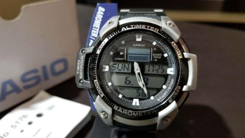 Reloj Casio 5176 SGW-400HD Original - 2