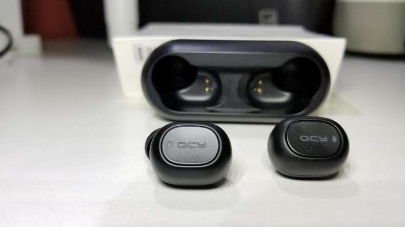 Auriculares Bluetooth QCY - 3