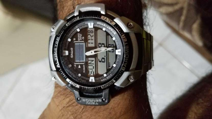 Reloj Casio 5176 SGW-400HD Original - 3