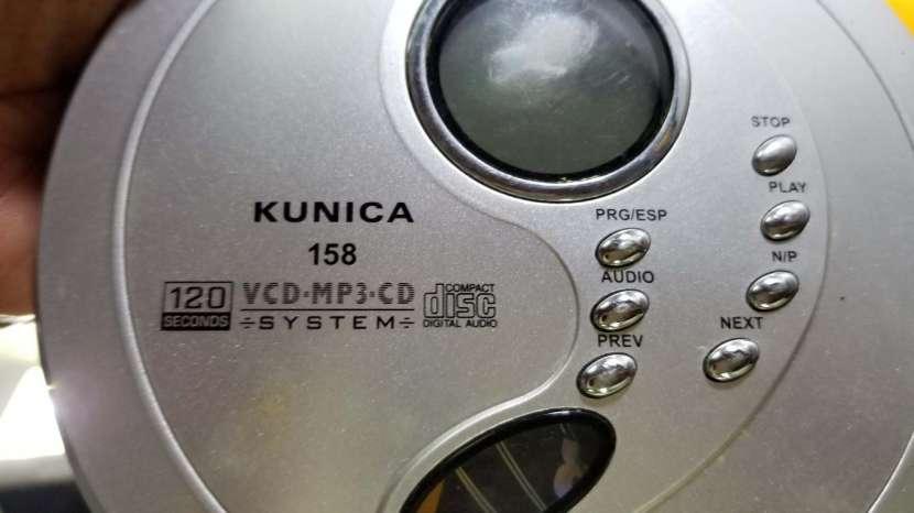 Reproductor de Discos MP3 y VCD Kunica - 5