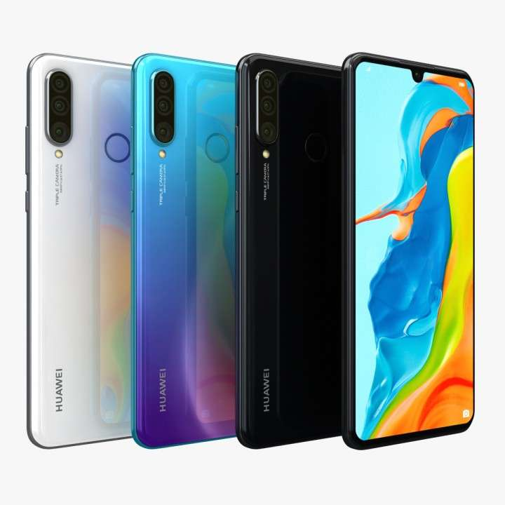 Huawei P30 Normal 128 GB - 1