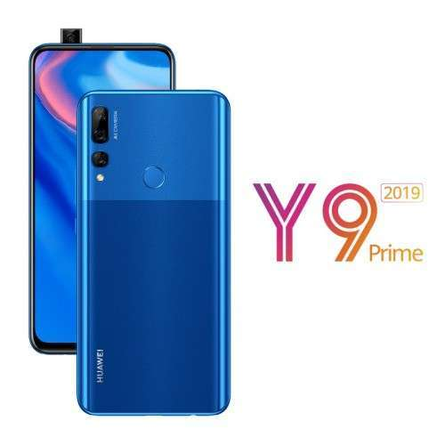 Huawei Y9 Prime 2019 128 GB - 0