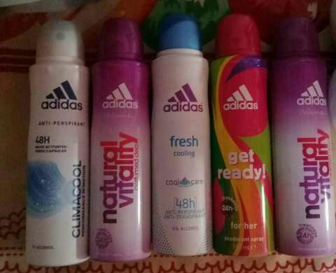 Desodorantes - 4