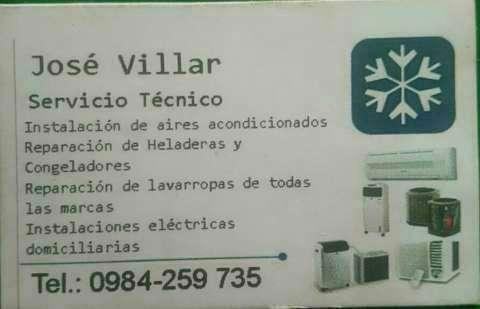 Servicios técnicos - 0
