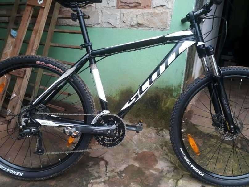 Bicicleta Scott 740 - 0