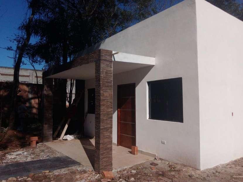 Construcción de casa económica - 0