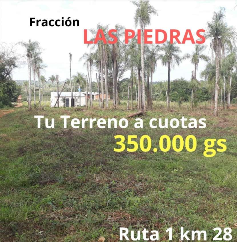 Terreno Fracción Las Piedras - 0