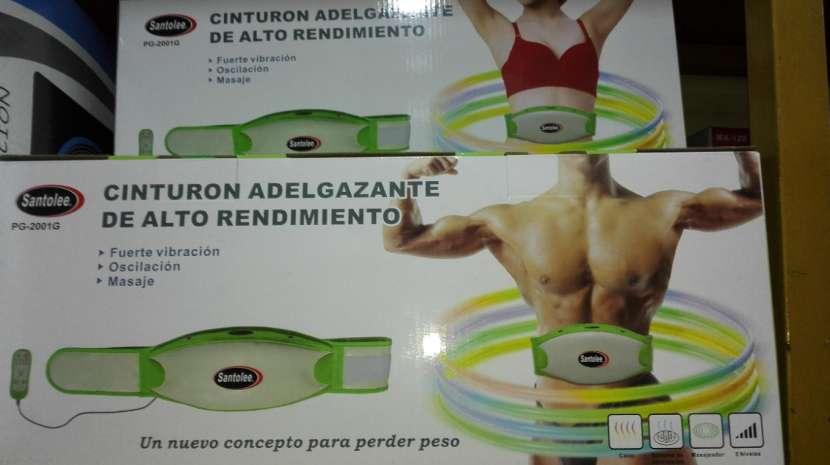 Cinturón masajeador adelgazantes - 0