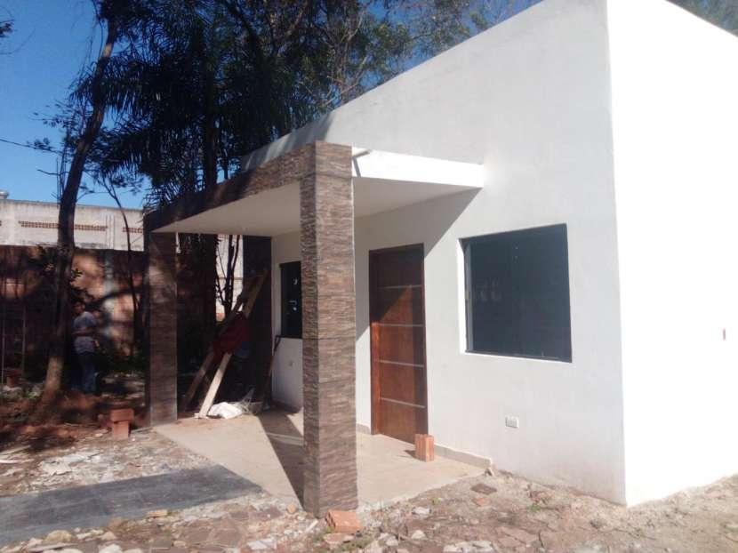 Construcción de casa económica - 1
