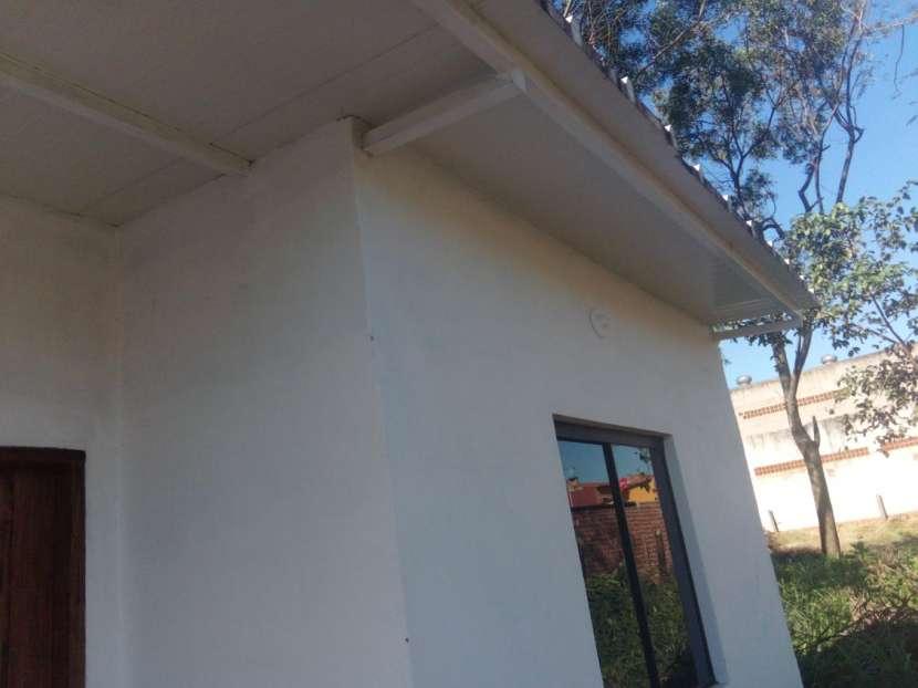 Construcción de casa económica - 2