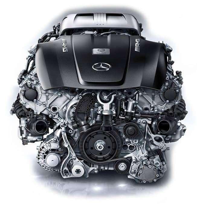 Motores Mercedes Benz - 0