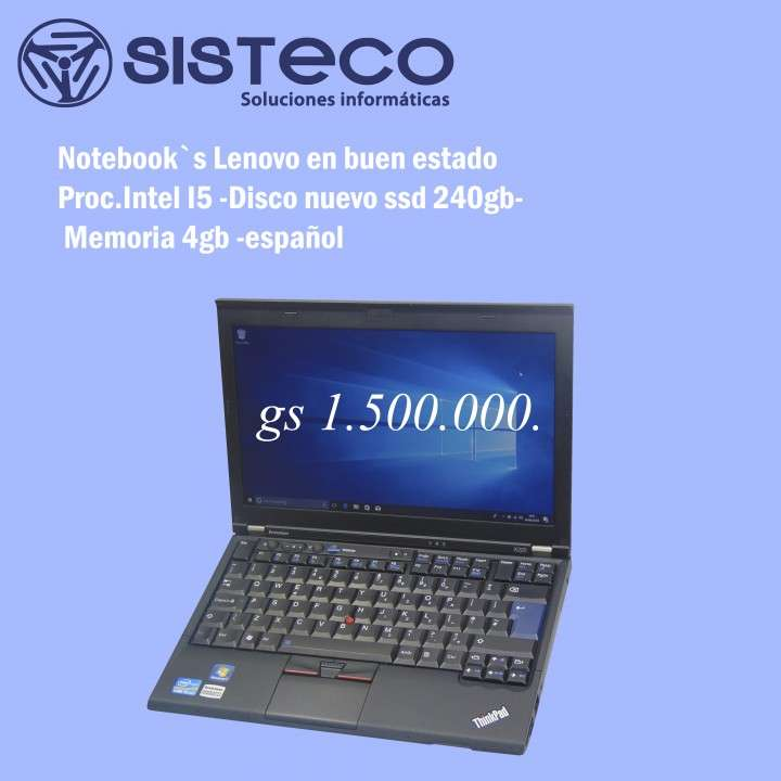 Notebook Lenovo - 0