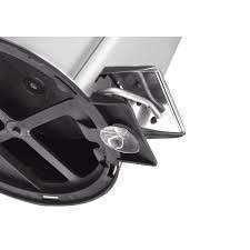 Basurero en acero inoxidable con pedal 20 Litros - 2