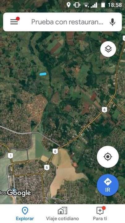 Terreno de 55.000 m2 en Encarnación - Itapúa - 3