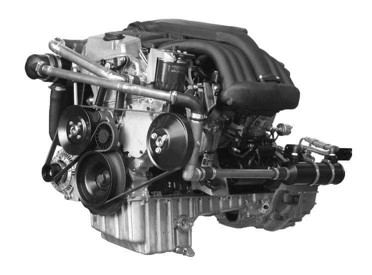 Motores Mercedes Benz - 2
