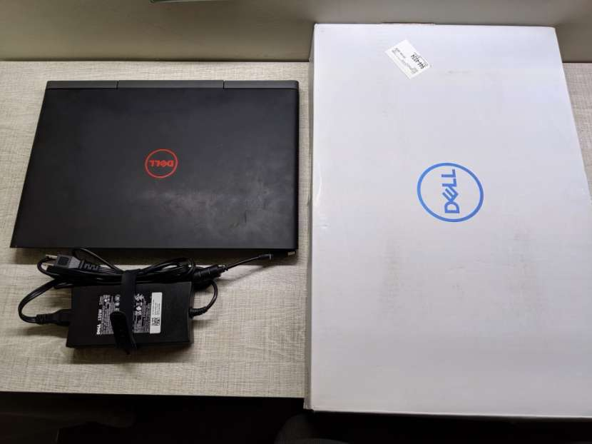 Notebook Dell Inspiron 15 7000 Gaming 7567 - 7