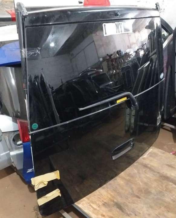 Tapa trasera para Toyota BB - 7