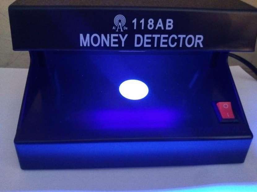 Detector de billetes falsos - 3