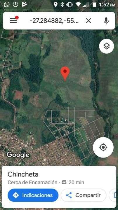 Terreno de 55.000 m2 en Encarnación - Itapúa - 0