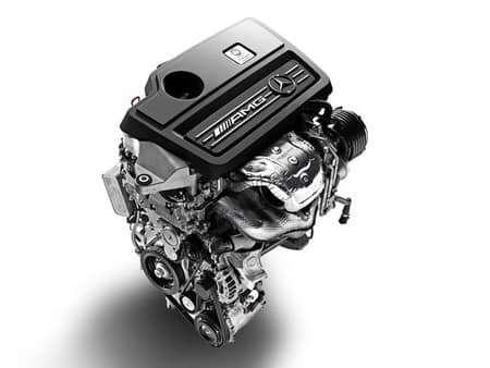 Motores Mercedes Benz - 3