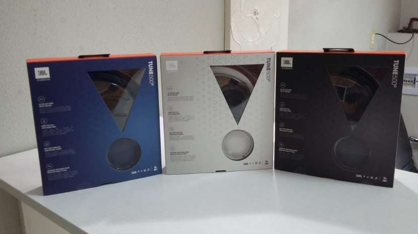 Auricular JBL T500BT Bluetooth - 0