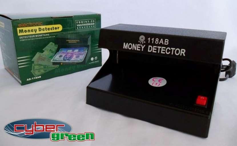 Detector de billetes falsos - 0
