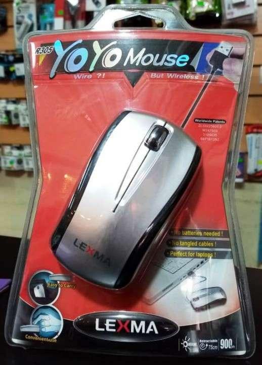 Mouse usb para notebook Lexma R305 - 0
