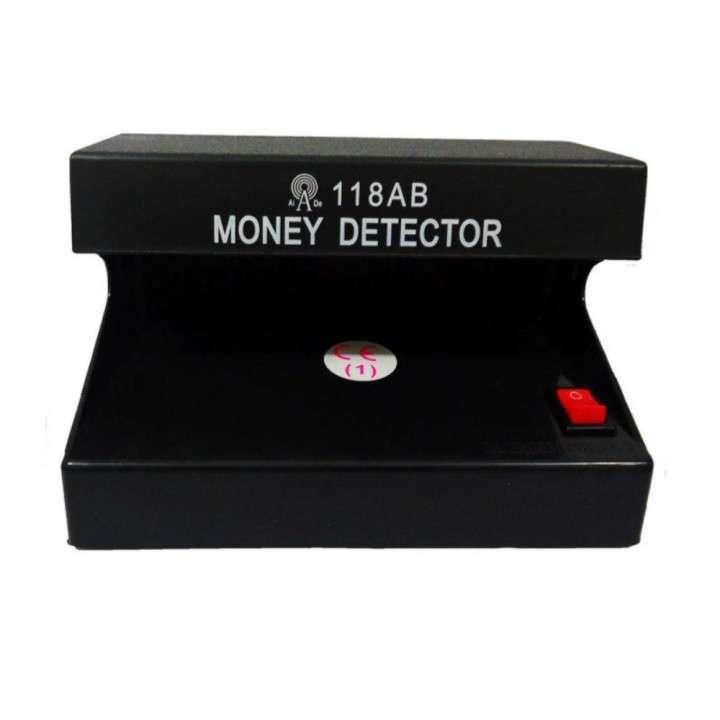 Detector de billetes falsos - 1