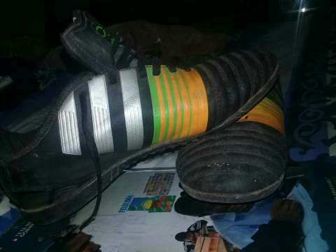 Champion todo terreno Adidas calce 38 - 1