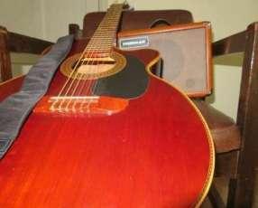 Pack de guitarra electroacústica