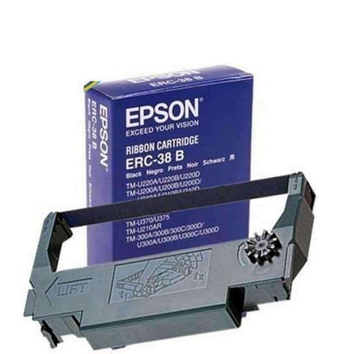 Cintas para tmu 220 y erc 38b Epson