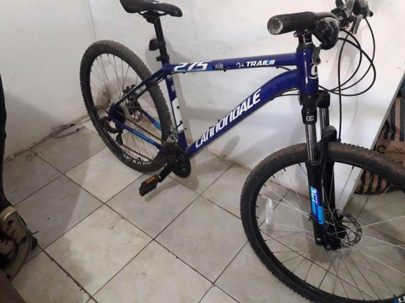 Bicicleta Canonndale - 0