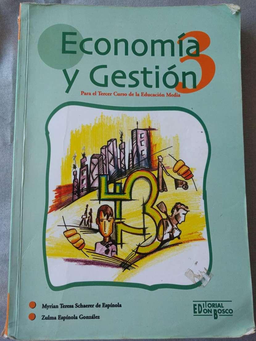 Libro de economía y Gestión 3 - 0