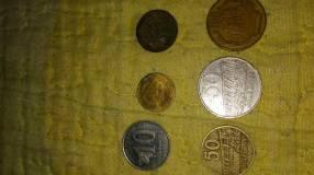 Antiguas monedas del Paraguay