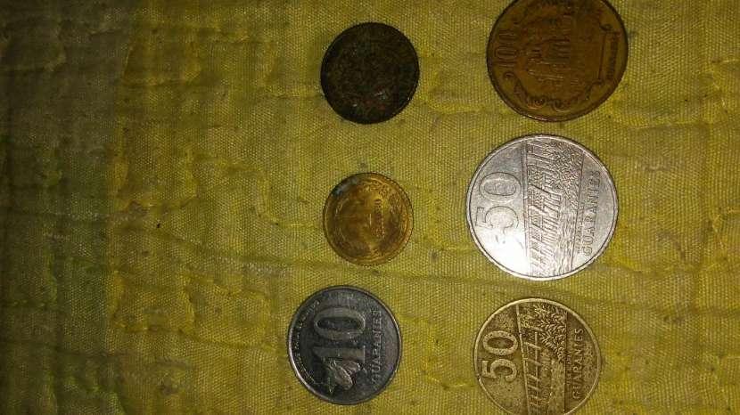 Antiguas monedas del Paraguay - 0