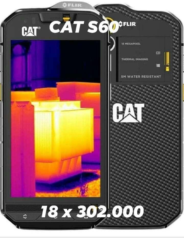 CAT S60 - 0