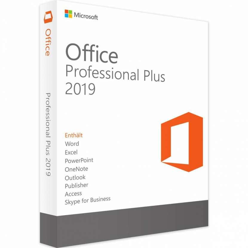 Microsoft Office pro plus Original - 0