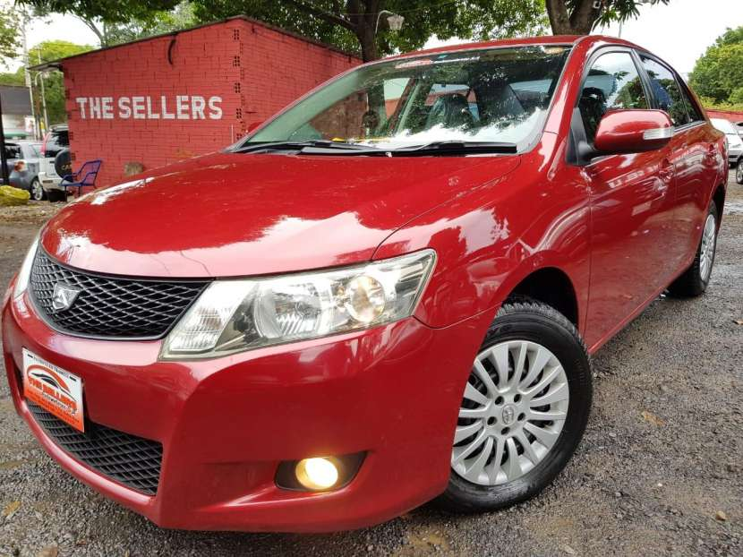Toyota new allion 2007/8 - 0