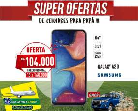 Samsung Galaxy A20 de 32 gb