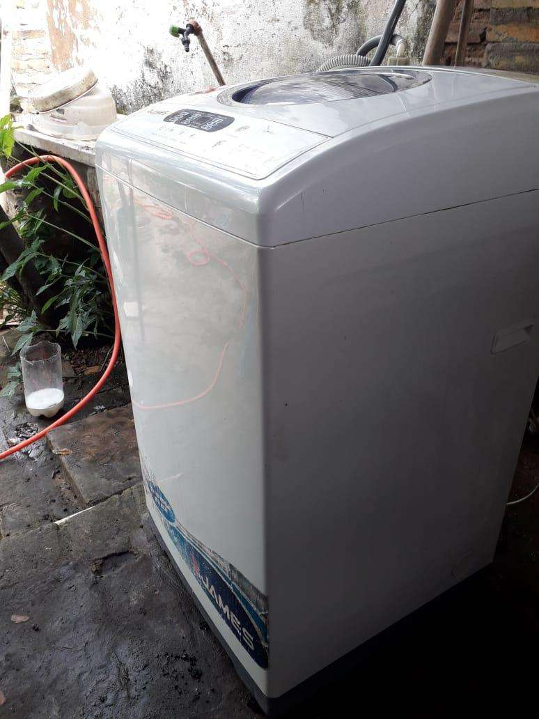 Lavarropas James automático - 1