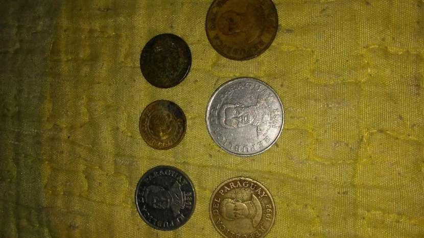 Antiguas monedas del Paraguay - 1