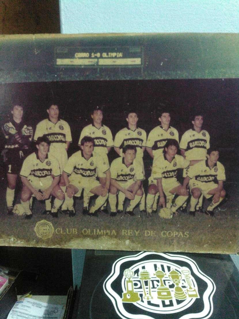 Cuadro olimpia 1994 - 1