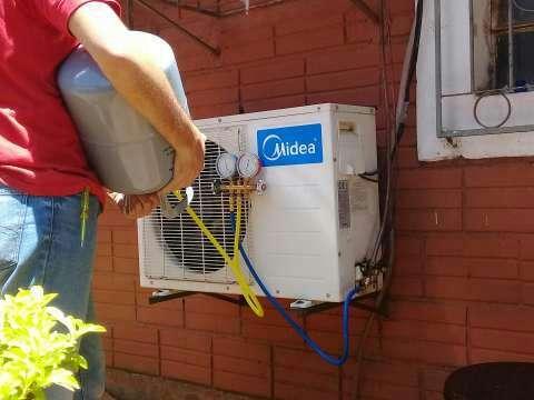 Servicio técnico en refrigeración - 2