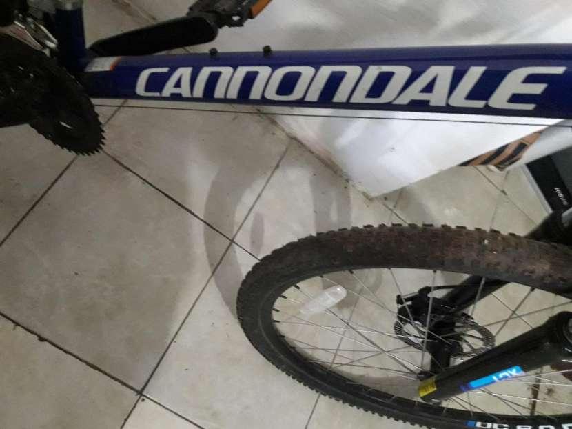 Bicicleta Canonndale - 4