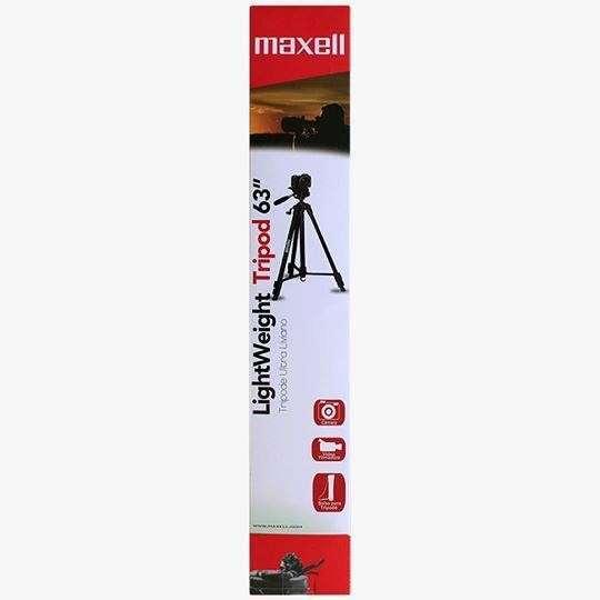 Trípode para cámara fotográfica Maxell - 5